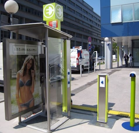 Telekom Austria to turn phone booths into EV recharging stations, stave off obsolescence