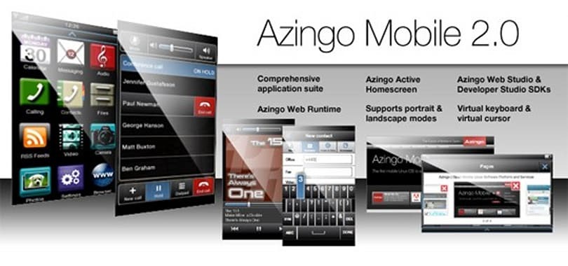 Motorola rumored to have acquired Azingo, part of some grander OS plans?