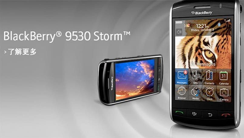 China Telecom launches BlackBerry... the BlackBerry Storm, that is