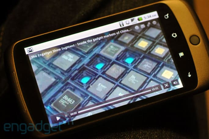 Flash 10.1 for Android beta unveiled: Hulu a no-show, Froyo now a minimum requirement