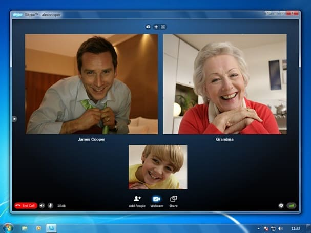 Skype to roll out five-way video calling next week, remote partying to surge