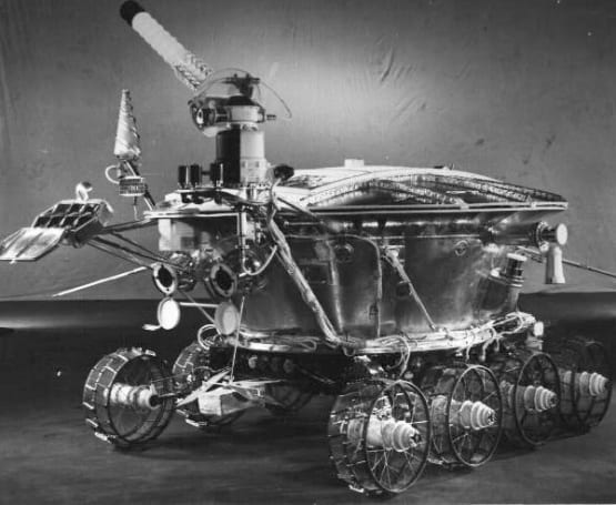 Russia's Lunokhod 1 robotic moon bounces back laser beams after 40 year nap