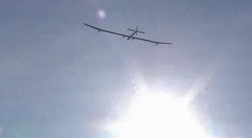 Solar Impulse begins 24-hour test flight, lets you watch the whole thing live