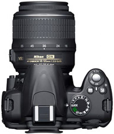 Nikon D3100 to split the D5000 / D3000 difference?