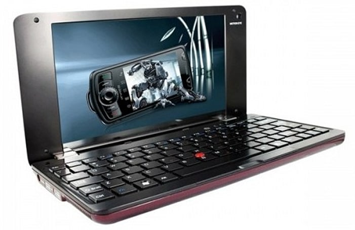 Keepin' it real fake: Sony Style L80 mini laptop cuts the VAIO P's price down to size