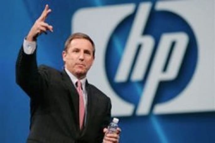 HP / Oracle 握手言和,Mark Hurd:『欣慰!』