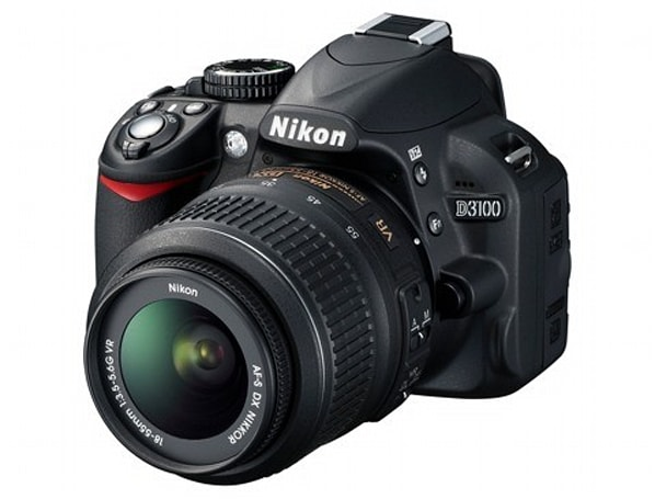 Nikon D3100 gets real, adds 1080p movie mode with continuous autofocus