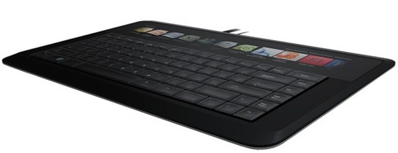 Microsoft Adaptive Keyboard prototype debuts at center of UIST Student Innovation Contest