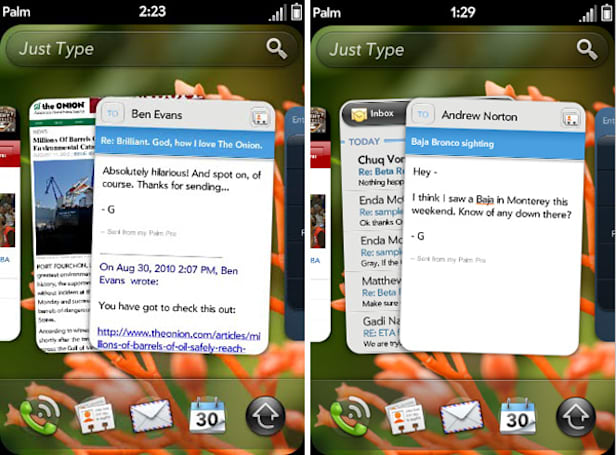 webOS 2.0 coming to 'all' Palm devices in the coming months