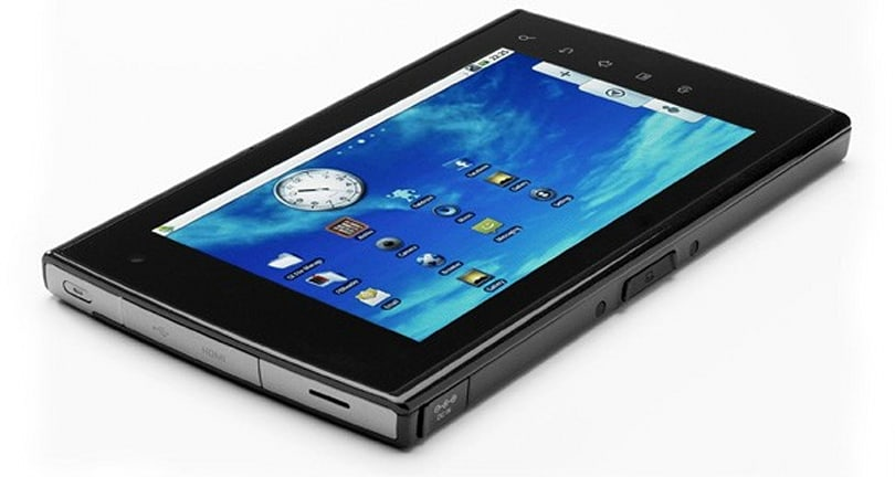 Elocity A7 goes up for pre-order on Amazon with Android 2.2, Tegra 2, and a $370 price tag