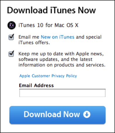 iTunes 10 (with Ping) mercifully becomes available for download (update: iOS 4 has Ping, too)
