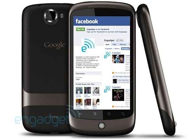 Is Facebook working on a phone? (update: No.)