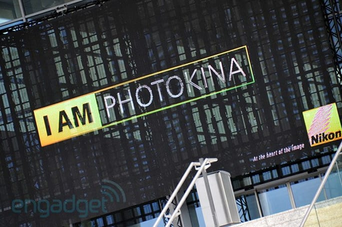 We're live at Photokina 2010!