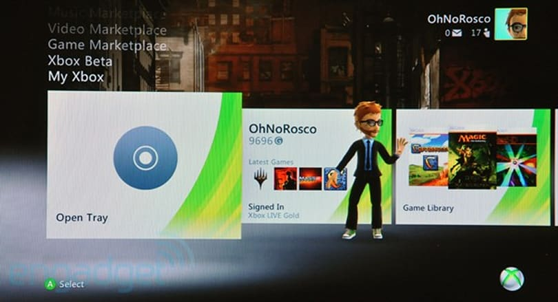 Xbox Live Fall 2010 Dashboard Update preview: ESPN, Netflix search, Kinect, and more! (Update)