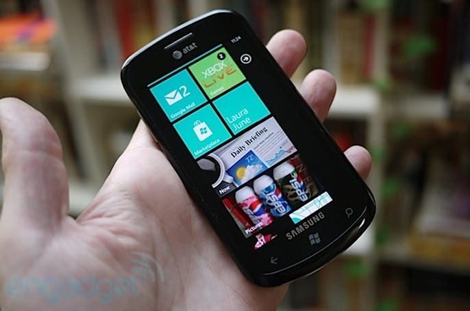 Windows Phone 7 Marketplace hits 3,000 apps and games, attracts 15,000 developers