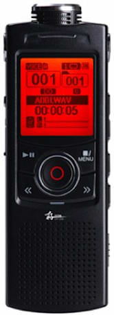 Beseto Japan's PCM audio recorder runs for one week off 4 AA batteries