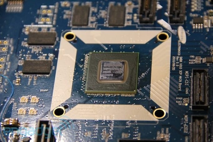 Samsung Orion dual-core ARM Cortex-A9 chip spotted in the wild