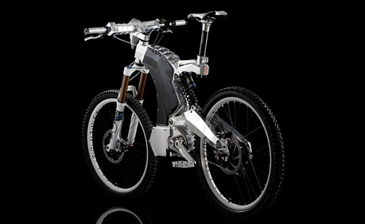 M55 Beast Electric Bike is quite appropriately named