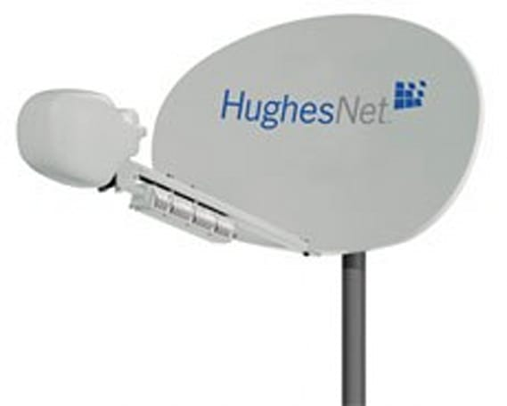 Hughes launching Jupiter satellite in 2012, may actually provide broadband internet