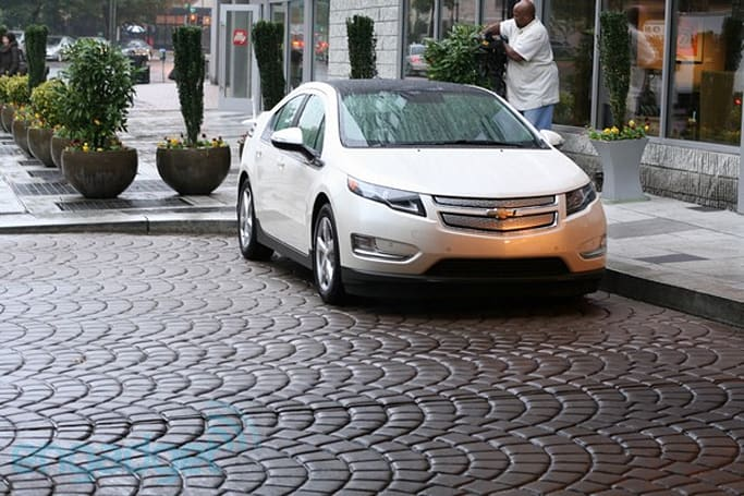 Chevy Volt preview: escape from DC in today's car of tomorrow