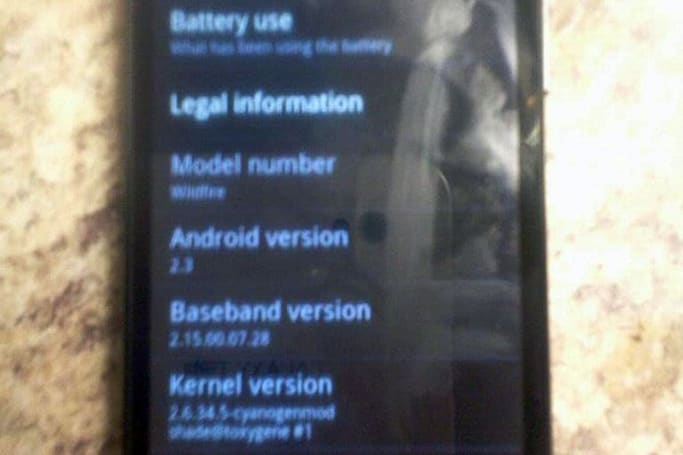 Gingerbread ROMs start cooking for HTC EVO 4G et al; keyboard ported for rooted Androids