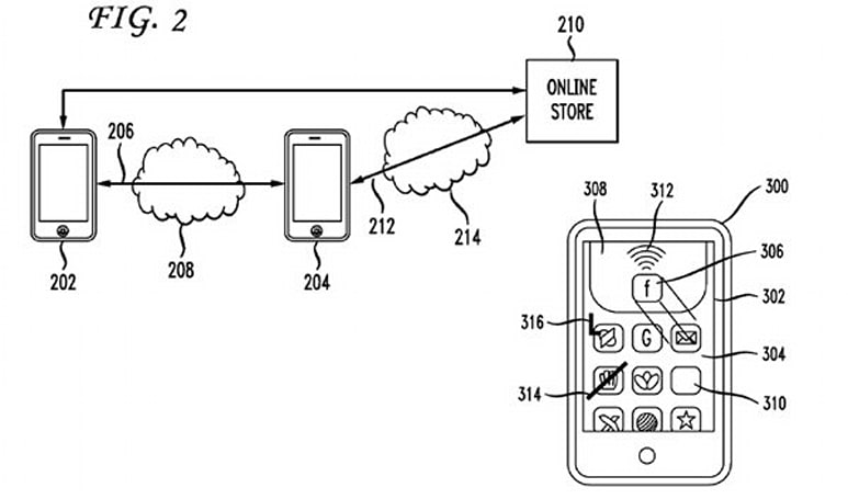 Apple looking to patent sharable apps, considers calling them 'seeds'