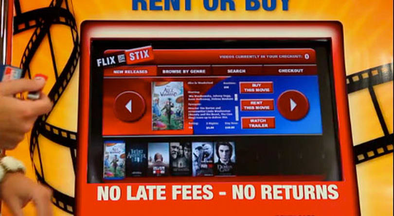 Flix on Stix kiosks coming soon: it's like Redbox, but with USB thumb drives