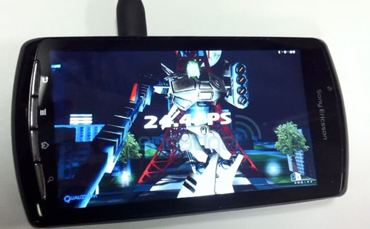 Exclusive: PlayStation Phone 'Zeus Z1' prototype benchmarked on video