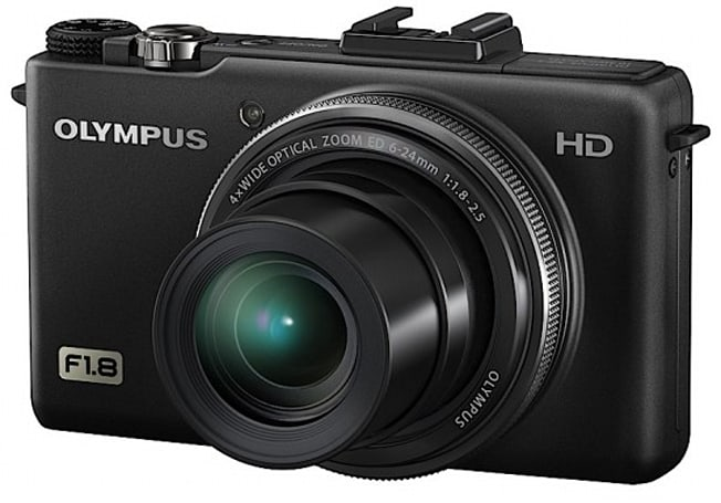Olympus XZ-1 reviewed: $499 for sweet simplicity