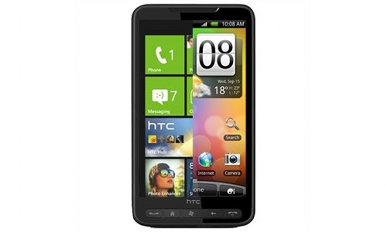 HTC HD2 can now dual-boot Windows Phone 7 and Android, promises to love them equally