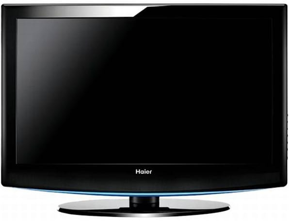 Haier launches WiFi equipped Net Connect LED HDTVs, takes Yahoo Connected TV along for the ride