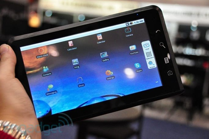Augen demos new family of caffeine-inspired tablets, teases dual-booting Android and Ubuntu slate