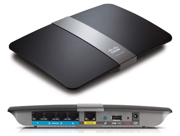 Cisco unveils Linksys E4200 dual-band router capable of speeds up to 450Mbps