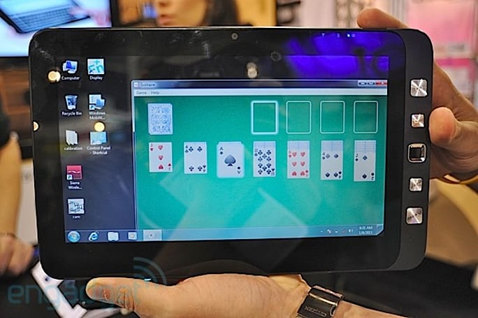 Netbook Navigator NAV7, NAV9 and NAV10i hands-on with full specs and video