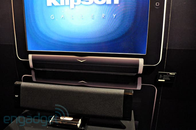 Klipsch unveils AirPlay-enabled Gallery Studio, Forum and Arena soundbars (hands-on)