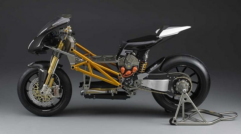 Mission R electric sportbike drops its fairings, shows us its billet birthday suit