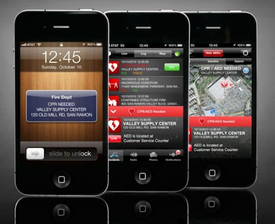 Geolocation app appeals to your inner good samaritan, makes you an amateur EMT