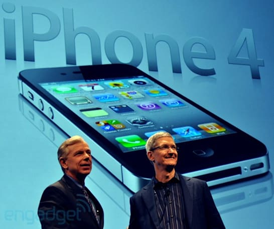 A brief and anecdotal history of the Verizon iPhone 4 deal