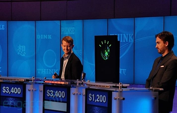 Ken Jennings talks about losing to Watson, being human after all