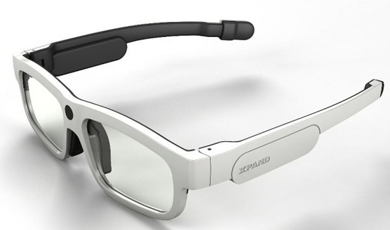 XpanD shows off customizable 'You'niversal 3D glasses, iPhone app