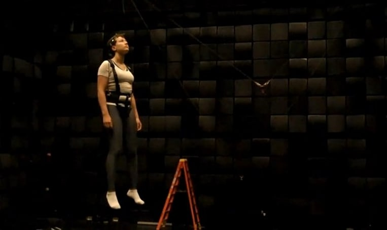 Emotiv EEG headset hacked into VR trapeze act, lets you fly like Superman (video)