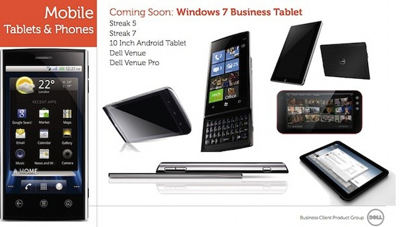 Dell Rosemount tablet will have Intel's Oak Trail inside, stylus, removable battery and remote wipe