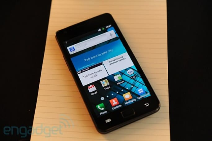 Samsung working with Sybase and Cisco to make Galaxy S II enterprise-friendly