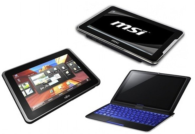 Intel Oak Trail Atom Z670 tablets to arrive at the end of March