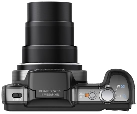 Olympus SZ-10 and 3D VR-330 superzooms announced alongside entry-level VG-110