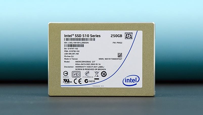 Intel's SSD 510 reviewed, measures up well against Vertex 3