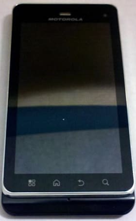 Motorola Droid 3, Droid X 2 and LTE-equipped Targa pictured?