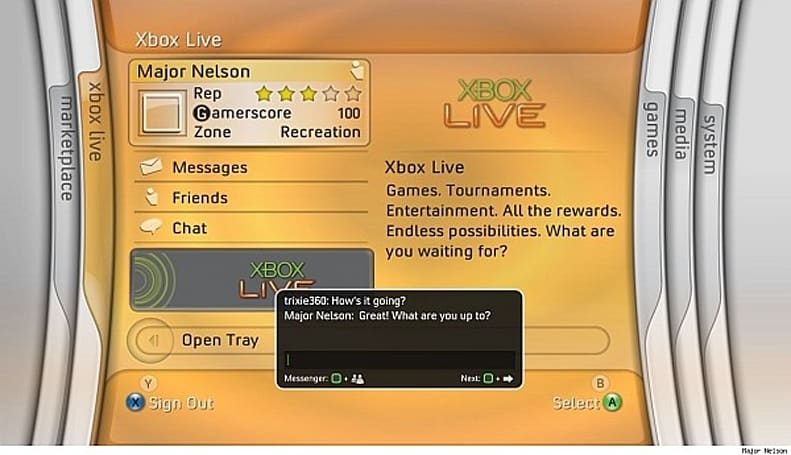 Xbox 360 Update Preview Program begins anew, sign up for your sneak peek now