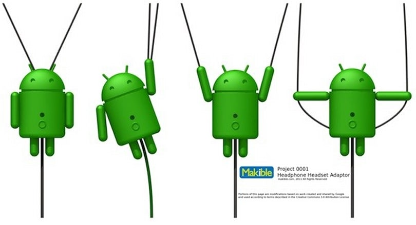 Android adapter concepts promise to accessorize any headset