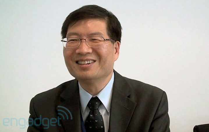 ASUS' Jerry Shen pledges 3D tablet, MeeGo and Android netbooks, plus a 2012 Windows Phone